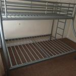 Triple Sleeper Bunk Bed Double Single Metal In Ws7 Lichfield For 60 00 For Sale Shpock