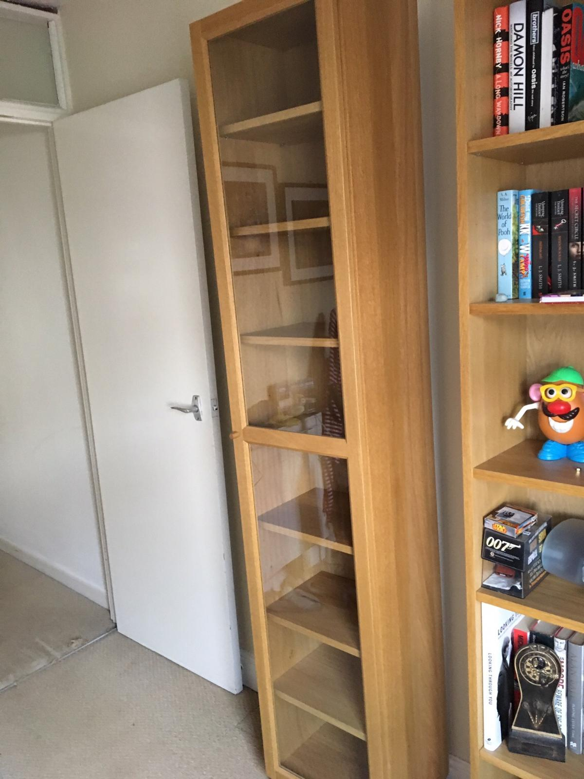 Ikea Billy Bookcase And Cd Dvd Unit