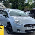 Fiat Grande Punto 1 2 Manual In Lu2 Luton For 980 00 For Sale Shpock