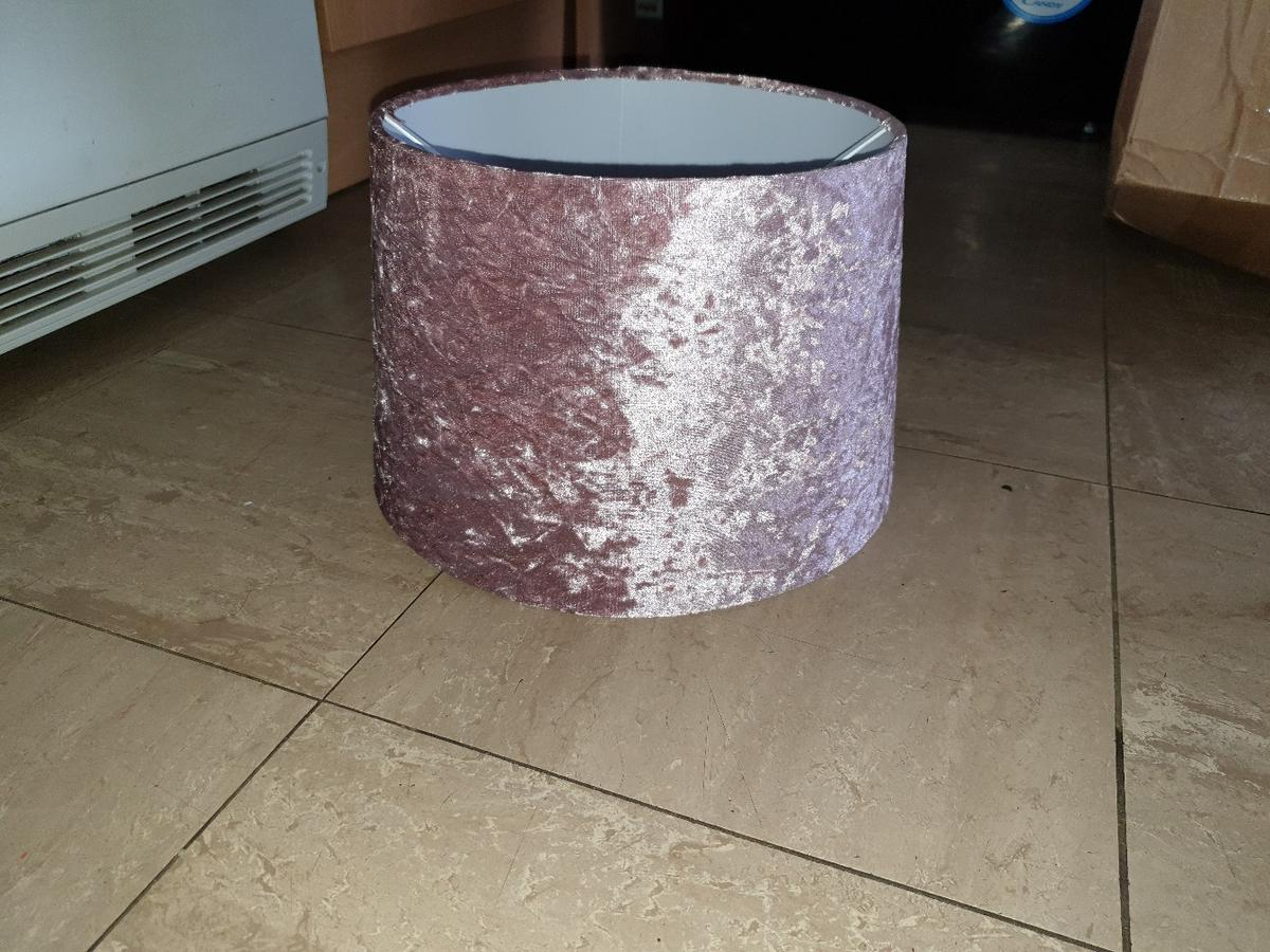 Blush Pink Lamp Shade In Ls10 Leeds For 3 00 For Sale Shpock