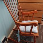 Nursery Wooden Rocking Chair In M45 Bury For 10 00 For Sale Shpock