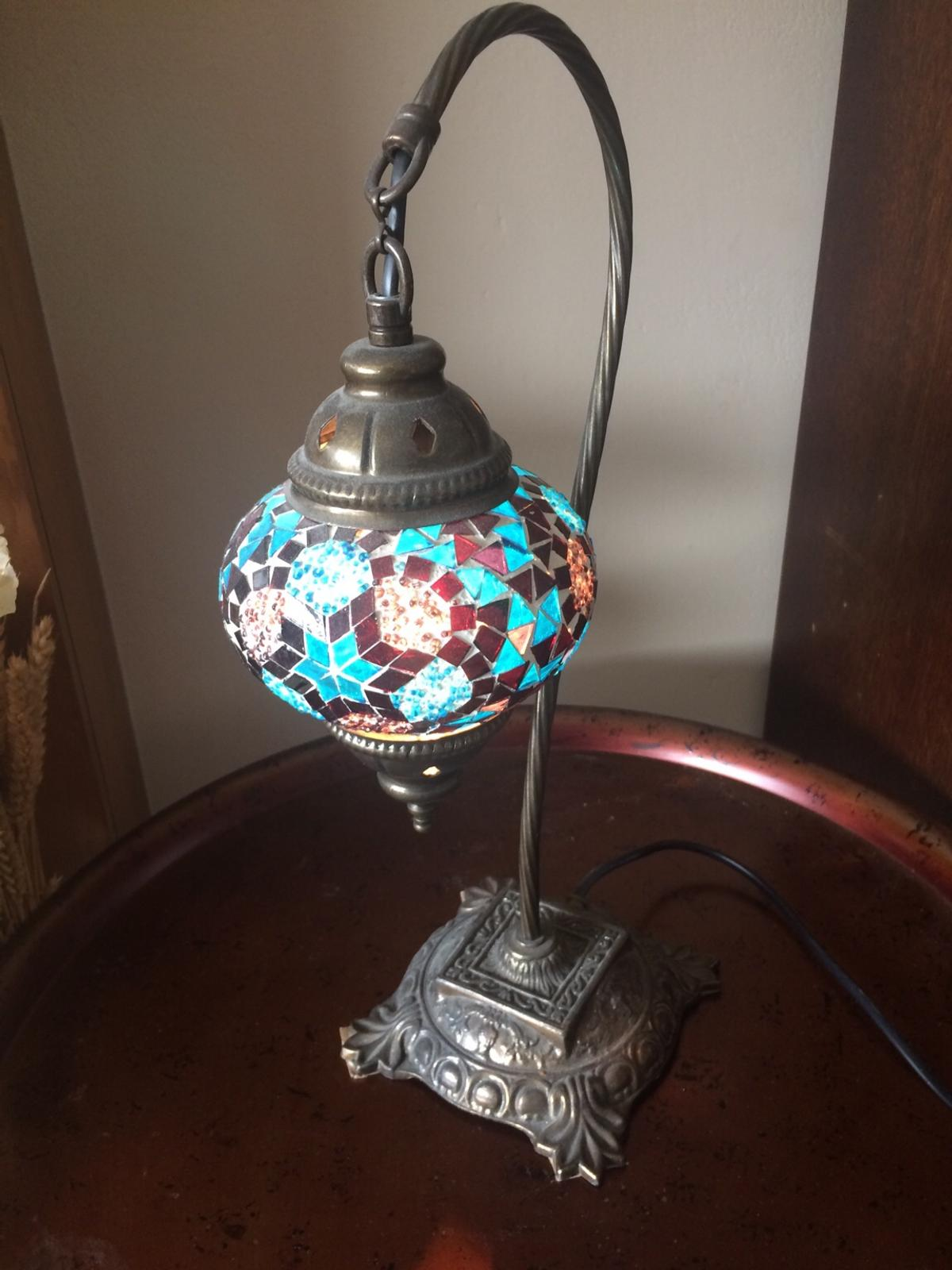 Moroccan Table Lamp Morrocan In Ng8 Nottingham For 35 00 For Sale Shpock