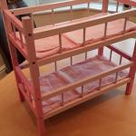 Dolls Wooden Bunk Beds With Bedding In Ol2 Oldham For 12 00 For Sale Shpock