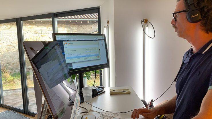 Icebreaker à Distance coaching verbalisation en visioconférence pour séminaire et animation de réunion en télétravail