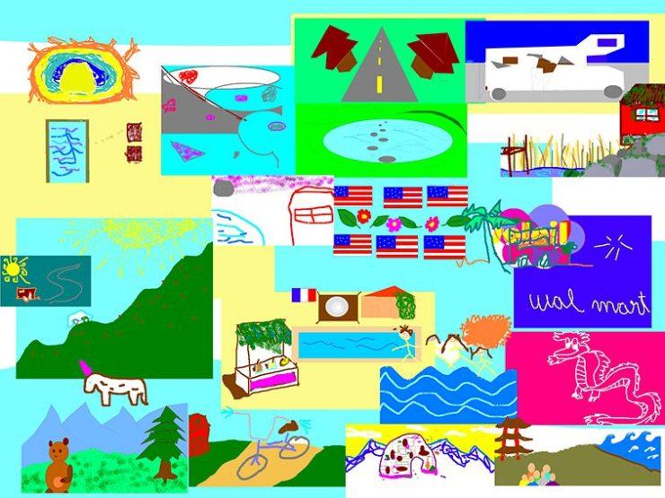 Animation Fresque Collaborative Digitale outil de Leadership Télétravail