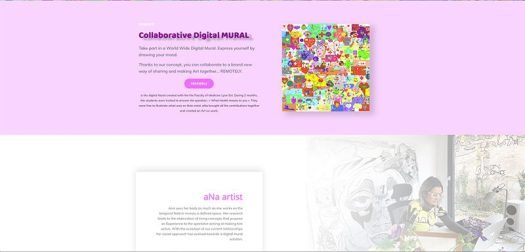fresque digitale collaborative en ligne