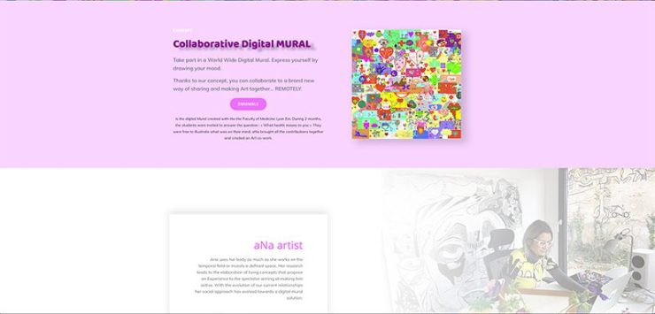 fresque digitale collaborative en ligne