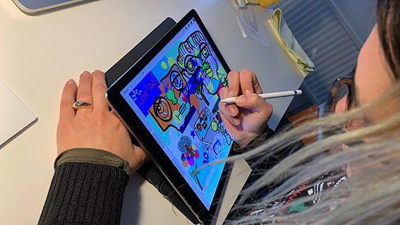 Team Building Artistique aNa artiste My Art Box webinaire.games