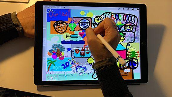 Team Building Virtuel Graffiti Numérique