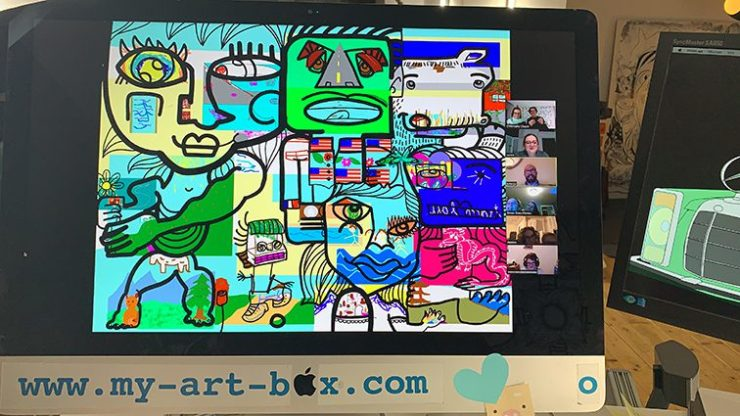 Fresque Digitale Design Thinking