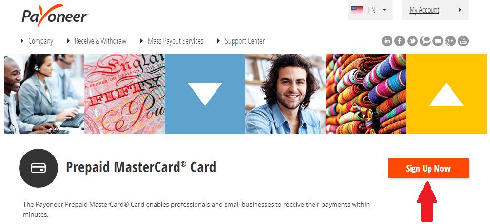 Payoneer card2