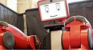 Baxter, o robô que consegue ler sua mente