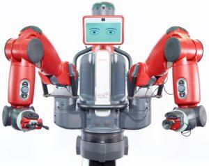 Robô Baxter é o começo de uma nova era robótica, destinada a expandir as fronteiras da interação entre humanos e robôs
