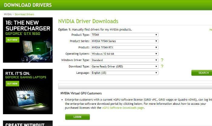 Fixa Steam öppnar inte Nvidia-drivrutiner