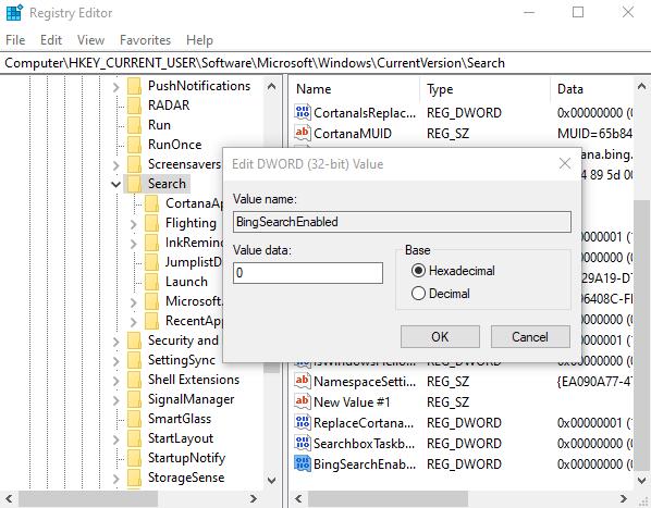 Windows 10 Update Problems Disable Cortana