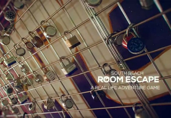 South Beach Room Escape promo video
