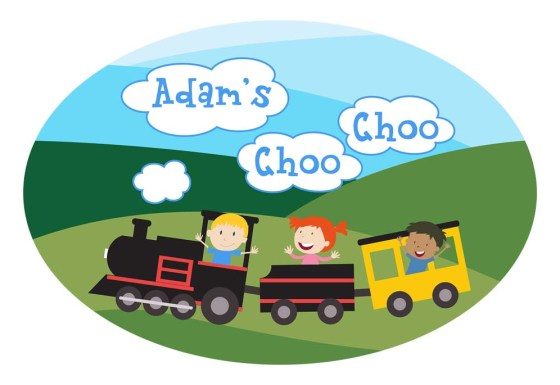 Adam's Choo Choo – logo design