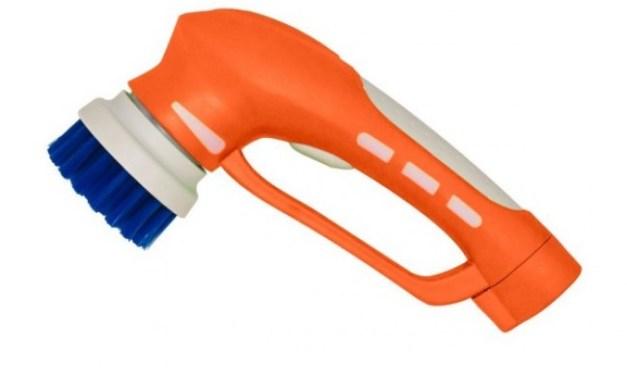IVO POWER BRUSH un pequeño y potente cepillo electrico sin cables