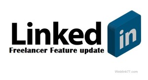 LinkedIn new feature for freelancer