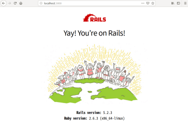 Ruby初心者がWindowsPCでRuby on Railsを使ってHello Worldまで