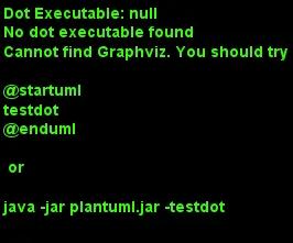 PluntUMLでシーケンス図とアクティビティ図以外の描画に必要なGraphvizのインストール方法