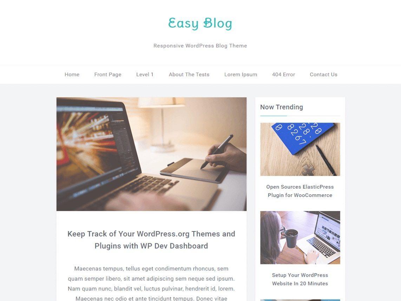 easy blog