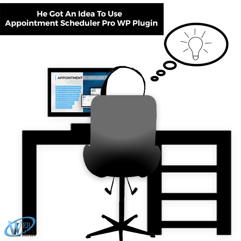he-got-an-idea-to-install-appointment-scheduler-pro-plugin-on-his-website
