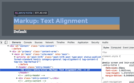 how to customize through inspect element inspect element editing any particular item