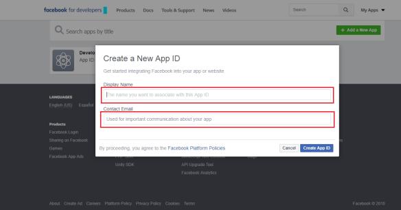 How to Generate Facebook Access Token - Weblizar Blog