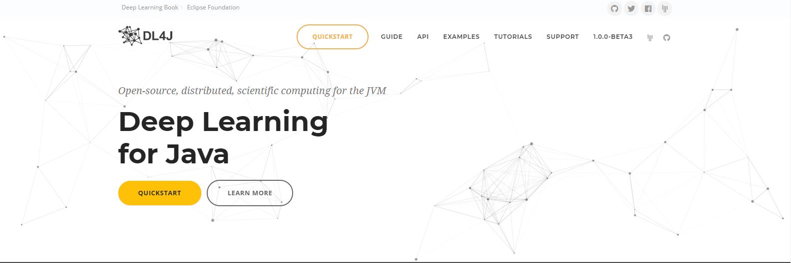 Top 5 Machine Learning Libraries in Java - Weblizar Blog