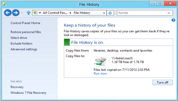 Recover Data Using Data Recovery Software