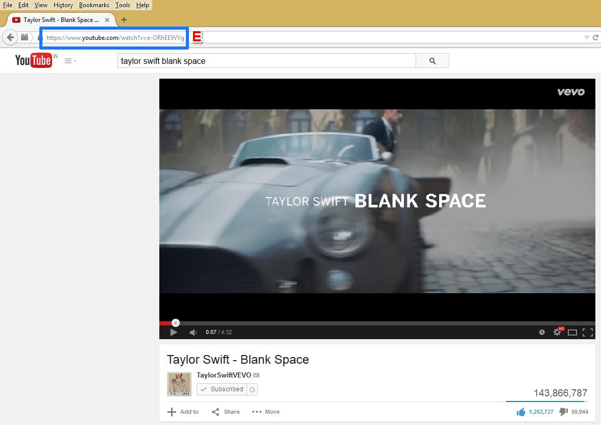 Get YouTube Video URL