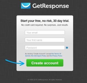 Getresponse-signup
