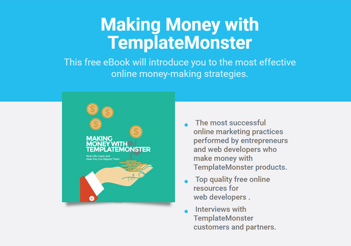 Making Money with TemplateMonster