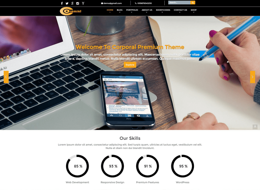 Corporal-Wordpress-free-themes-new