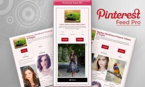 Pinterest Feed Pro