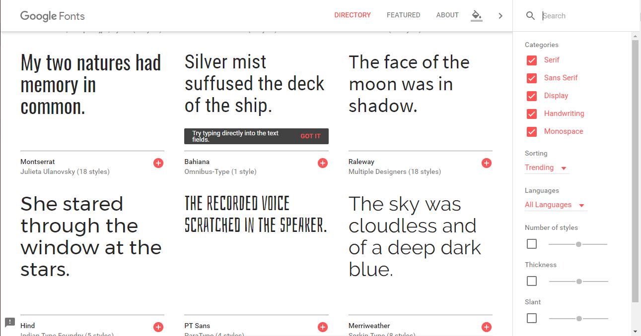 google-fonts-new