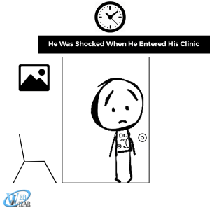 his-clinic-was-empty
