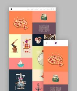 best wordpress themes illustrator