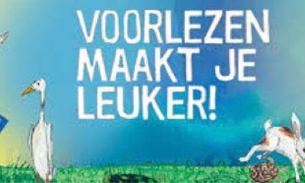 Nationale Voorleesdagen in Bibliotheek Rouveen / Buurtstee