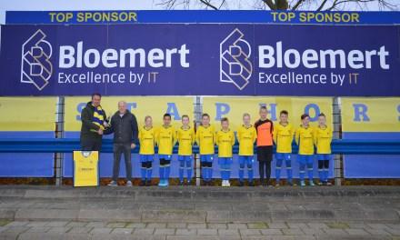 Bloemert Excellence by IT nieuwe pupillen sponsor VV Staphorst