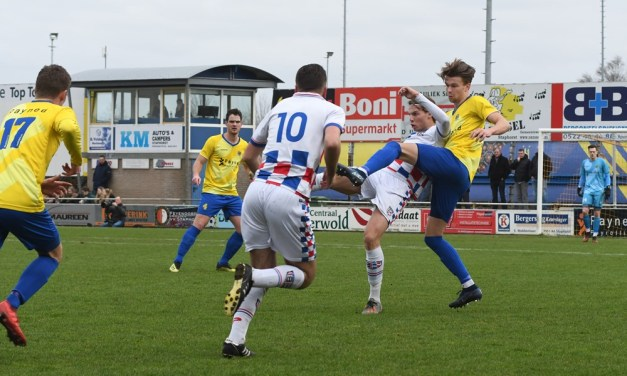 Samenvatting VV Staphorst vs De Dijk