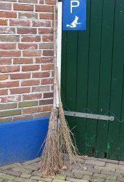Bijzondere parkeerplaats ontdekt in Staphorst