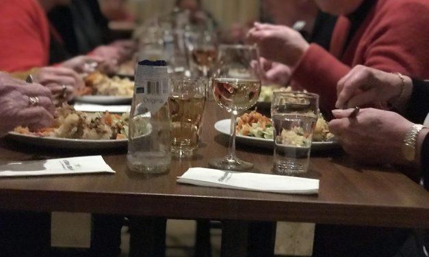 Samen eten in Buurtstee