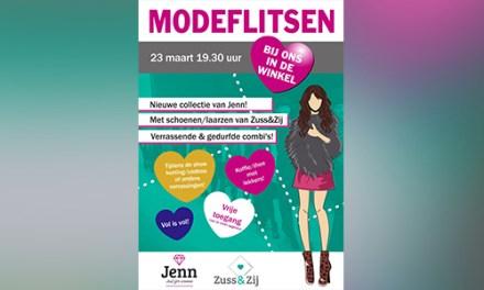 23 maart, modeflitsen bij Jenn en Zuss&Zij