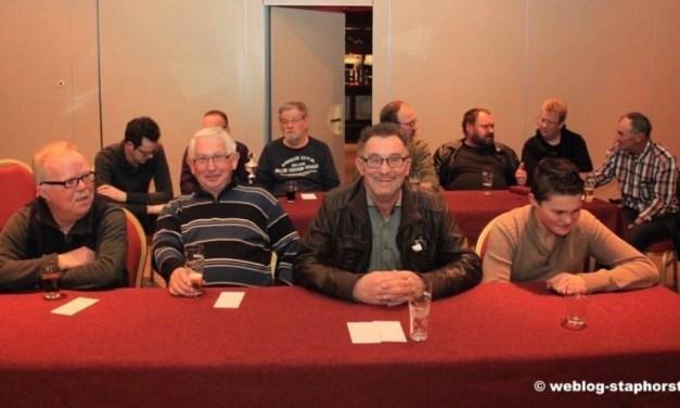 De Algemene Leden Vergadering van de Staphorster Hengelaars Vereniging wordt uitgesteld
