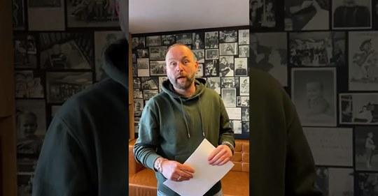 Dicky Heuckeroth komt met oproep aan mede-kappers en Mark Rutte (video)