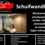 REJA In-&Exterieur: specialist in Schuifwandkasten