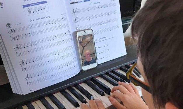 Muziek maken in Coronatijd