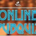 Zaterdagavond, tijd voor de online Pubquiz